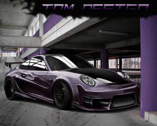 Porsche 911 by Tom-D3sign