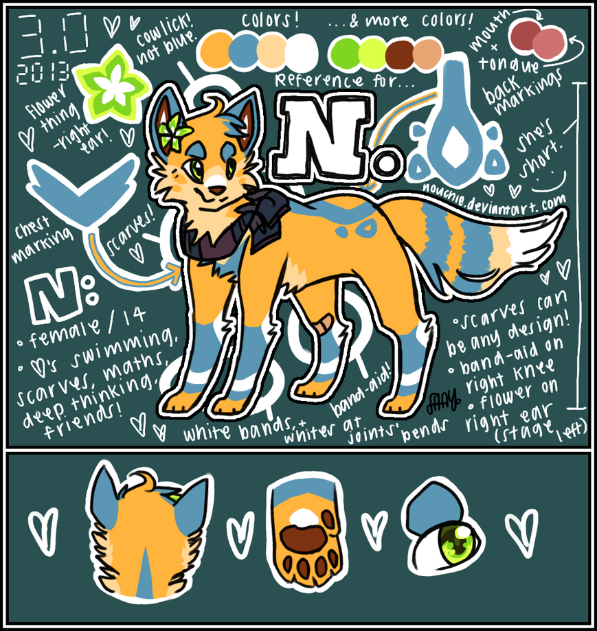 N Reference 2013 by Nouchie