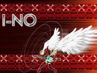 I-no Wallpaper by necro-rk