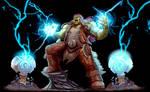...Commission: Orc Shaman...