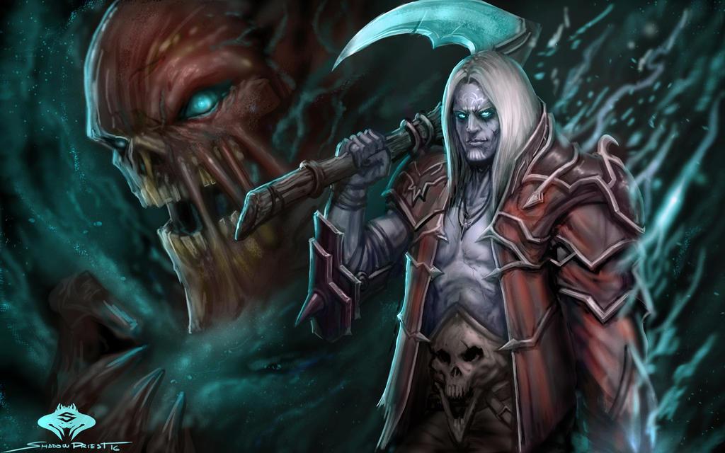 ...Necromancer... by ShadowPriest