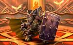 ...Commission: Tauren Warrior...