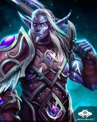 ...Nightborne Warrior...