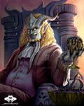 ...Commission: Draenei Shadow Priest...