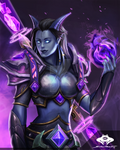 ...Commission: Draenei Shadow Priest II...