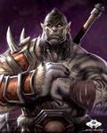 ...Mag'har Orc Warrior...