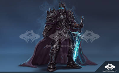 ...Commission: Death Knight Lord...