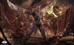 ...Commission: The Ghimlyt Dark [Variant]...