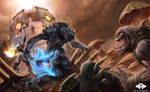...Commission: Battle In Plaguelands II...