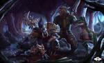 ...Commission: Troll Hunters...