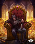 ...Commission: Throne Room...