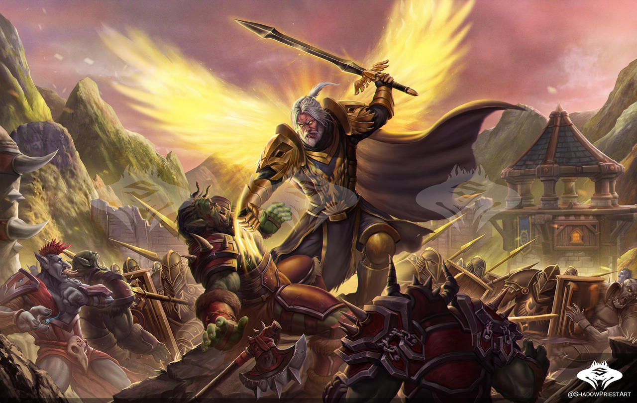 ...Commission: Arathi Battle...