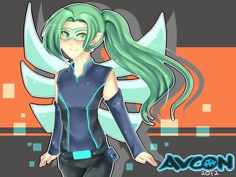AVCon 2012 - Ayvee by M-ang