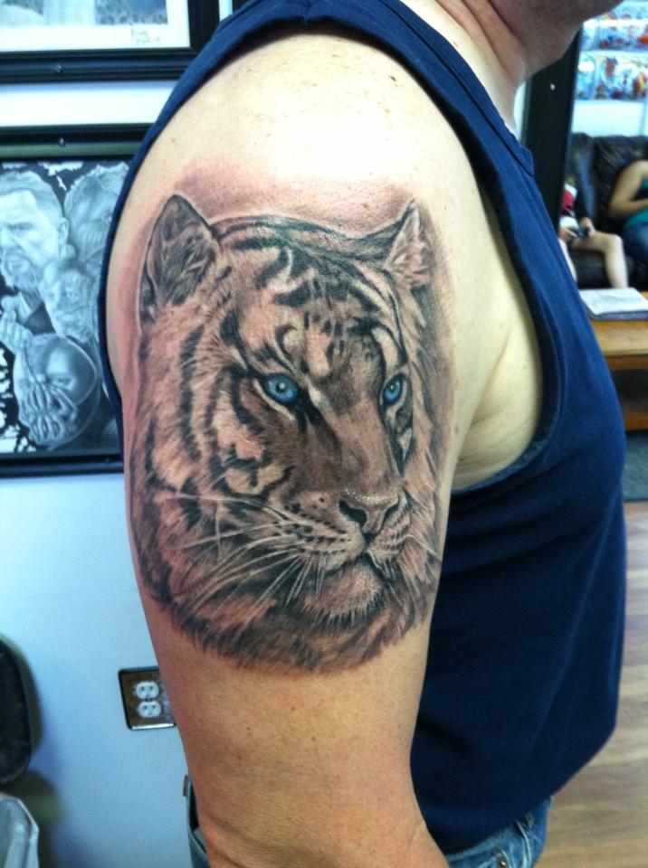 7b3ff21ce6789 Tiger Tattoo by greyfoxdie85 on DeviantArt