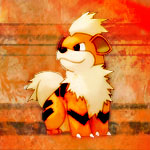 Growlithe by Mohammed-144