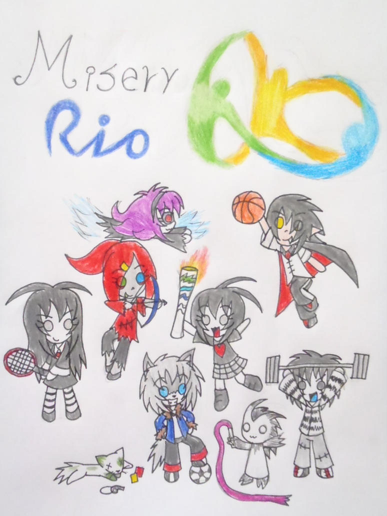 :Season Rio: by Misery-Mistery