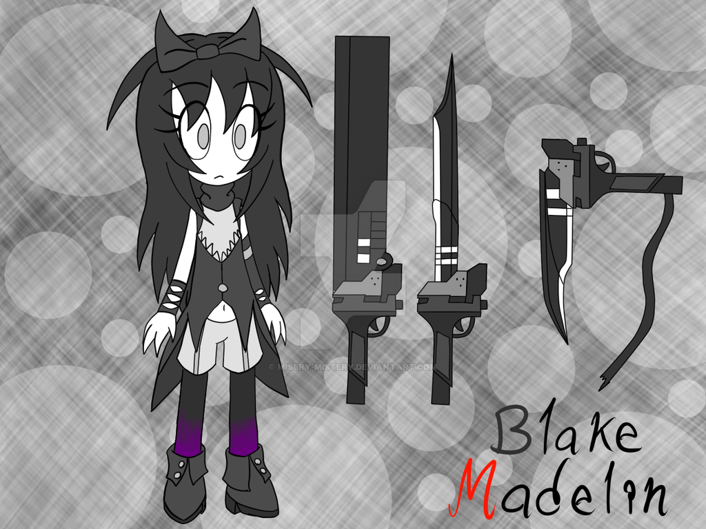 + Blake Madelin + by Misery-Mistery