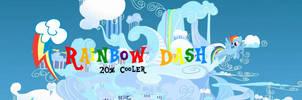Rainbow Dash Banner