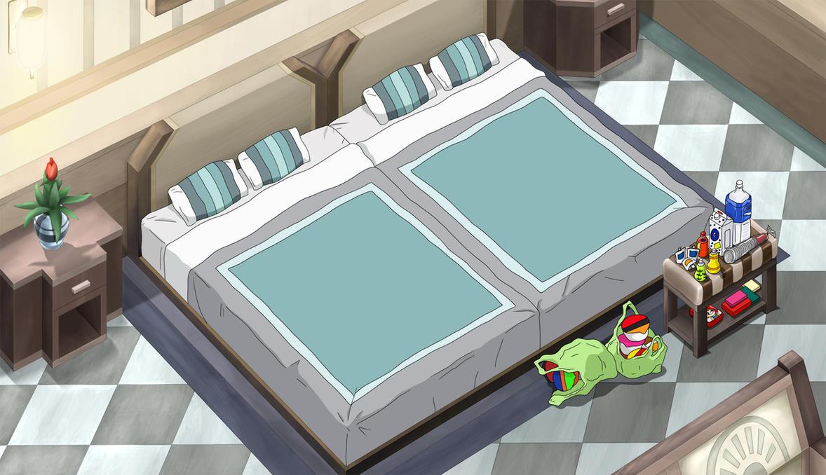 Anime-Style House 3 by DeannART