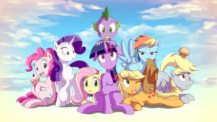 Twilight with Friends