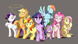 Angry Twilight with Friends