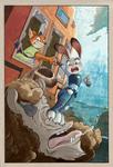 Zootopia: Judy Kick