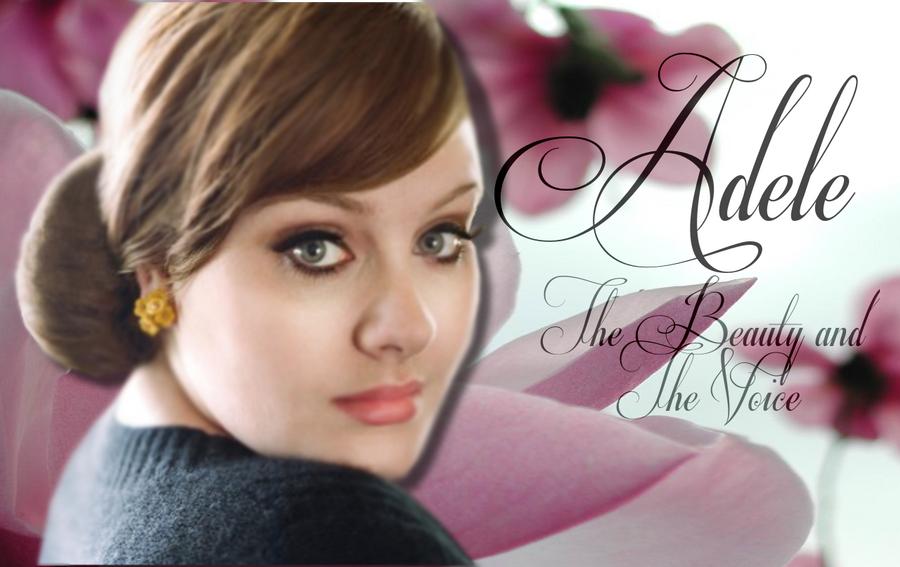 Adele Desktop Wallpaper 3 By Nof3argirl