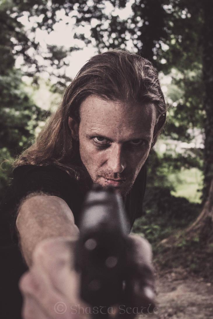 Hey Gunslinger, Nice Shot by Daughter-of-Hecate