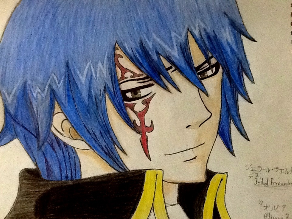 The gallery for --> Chibi Erza Drawing