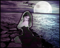 Silent moonlight