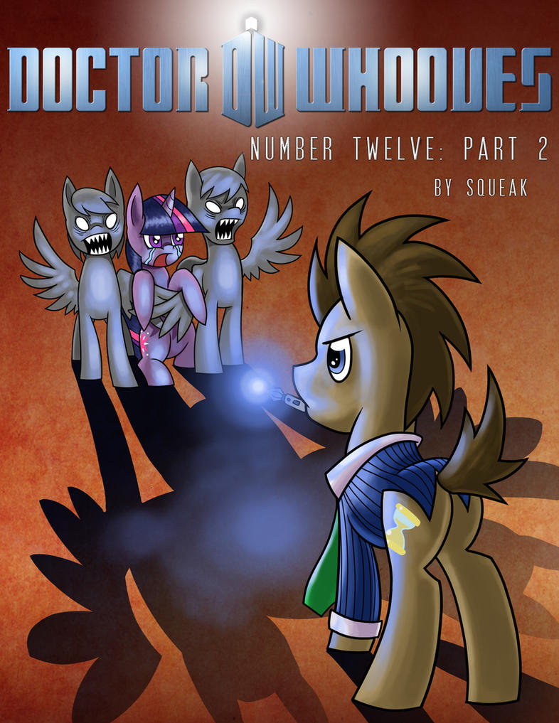 DOCTOR WHOOVES Number 12 pt 2 by CyberToaster