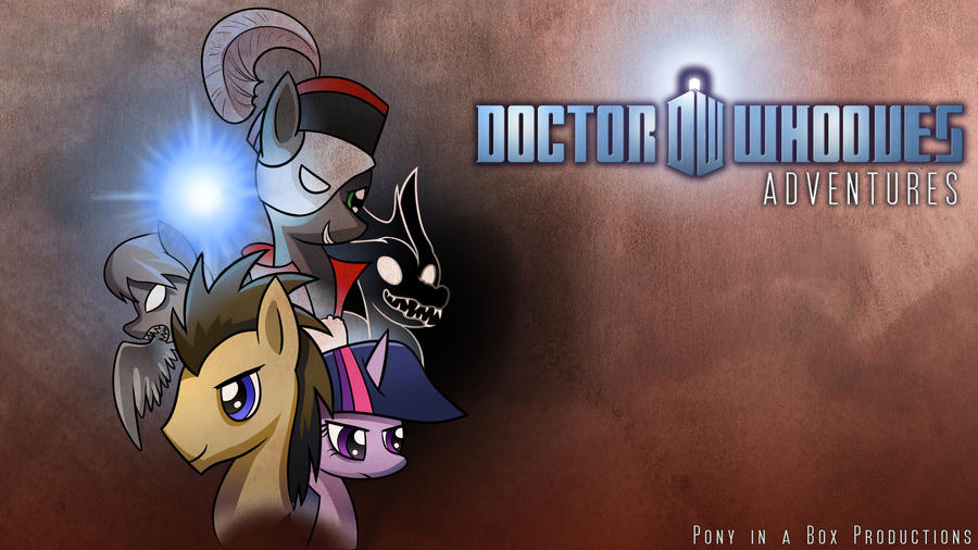 Doctor Whooves Adventures by CyberToaster
