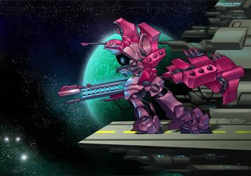 Heavy Weapons Pie by CyberToaster