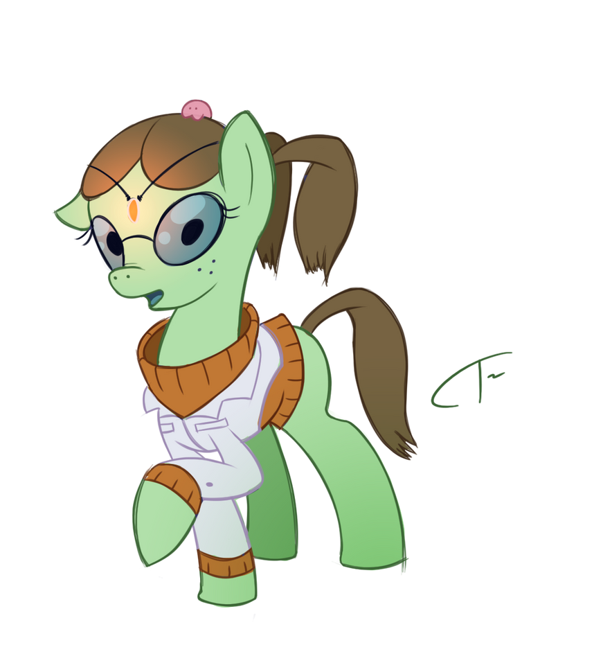 Doctor Princess by CyberToaster