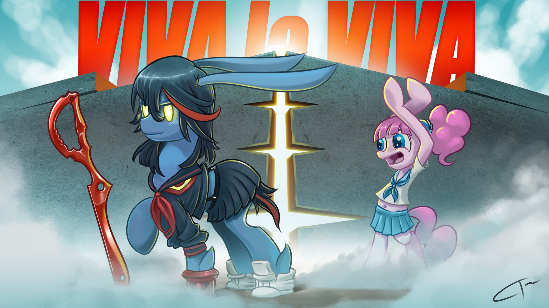 VIVA la VIVA by CyberToaster