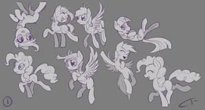 Pony Studies 1