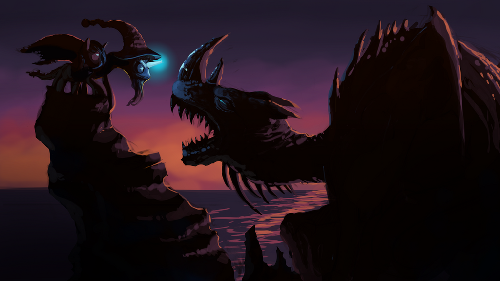 Starswirl Basilisk Slayer by CyberToaster