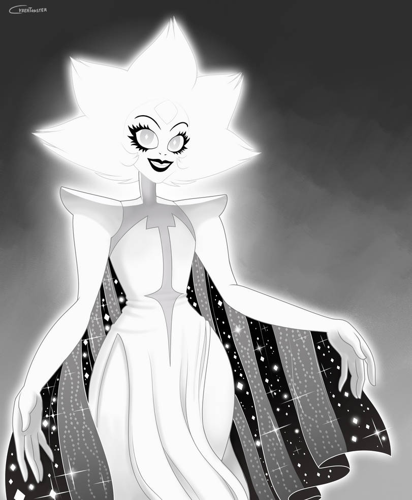 White Diamond by CyberToaster