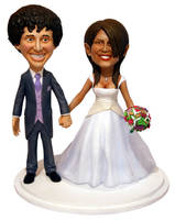 wedding cake topper by chriswalsh