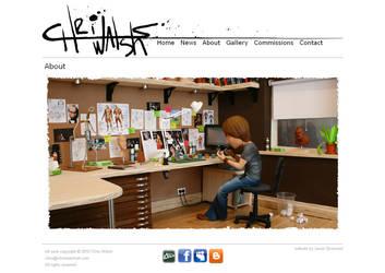 website design by chriswalsh