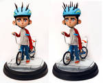 Paranorman Statue