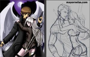 Draw This Again - Sketch by MayOrnelas