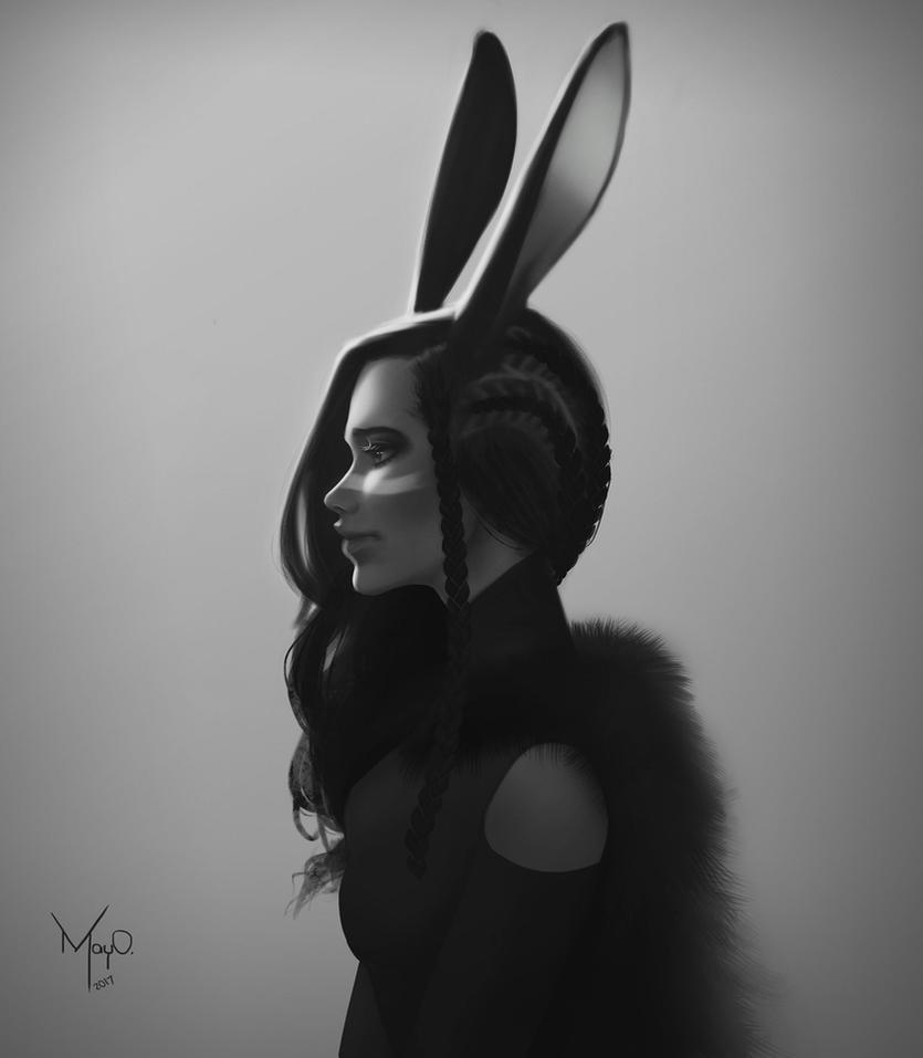 The Huntress by MayOrnelas