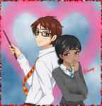 James And Deja Valentine
