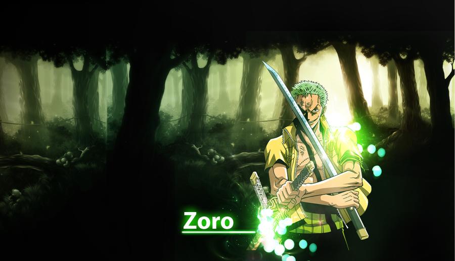 One Piece Zoro New World Fighting Images