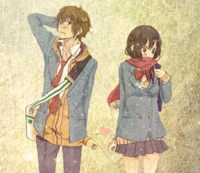 Anime Tumblr SideBar Image by JoshPattenDesigns