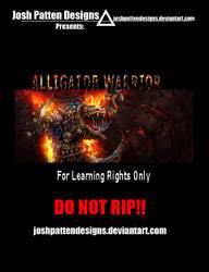 Alligator Warrior PSD