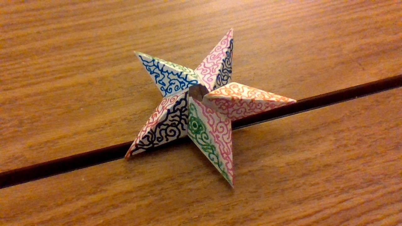 3d zen tangle star by colinhawthorne on deviantart for 3d star net