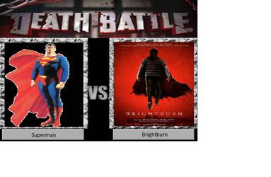 Death Battle: Superman vs. Brightburn by JusSonic