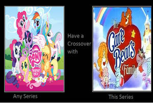 My Little Pony Have A Crossover With Care Bears